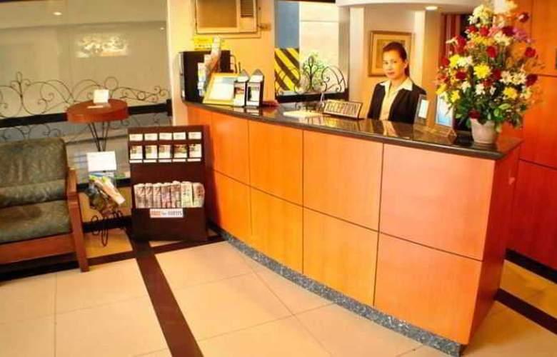 Fersal Hotel Diliman - General - 11