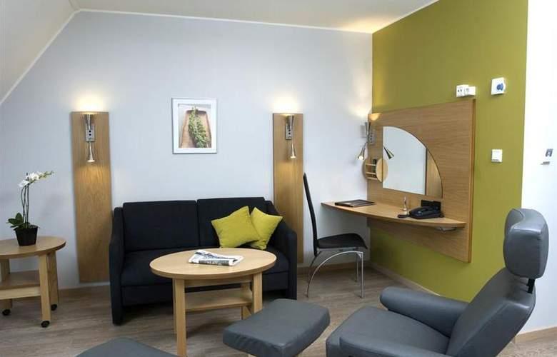 Best Western Plus Hordaheimen - Room - 26
