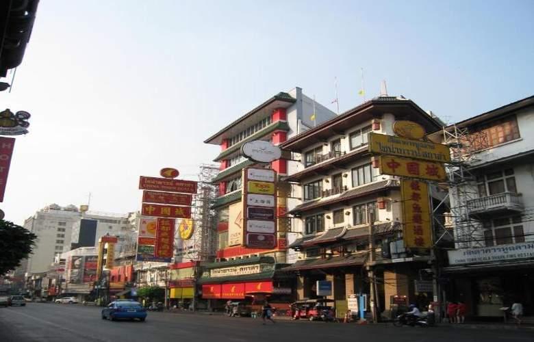 Shanghai Mansion Bangkok - Hotel - 10