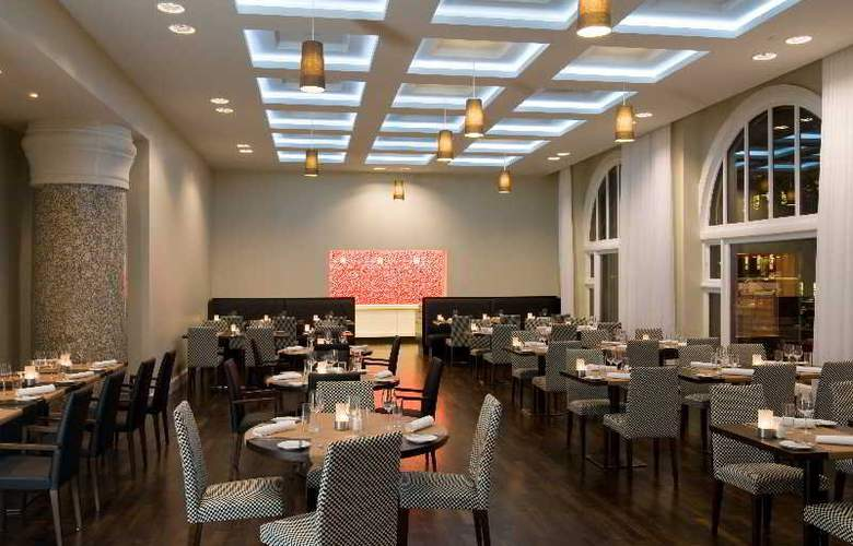 Scandic Palace Copenhagen - Restaurant - 17