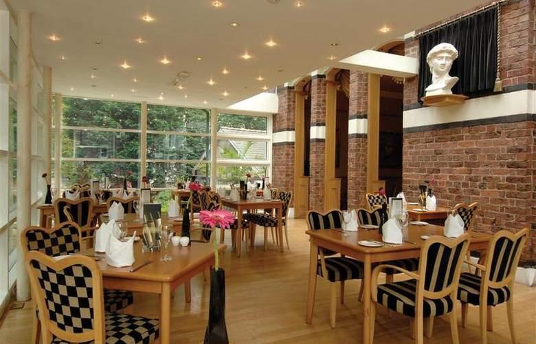 Hallmark Liverpool Sefton Park - Restaurant - 95