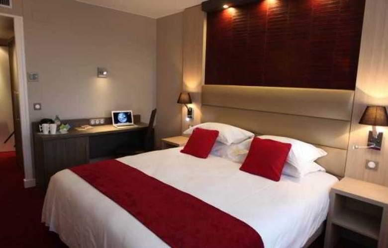Inter-Hotel Les 3 Roses - Room - 7