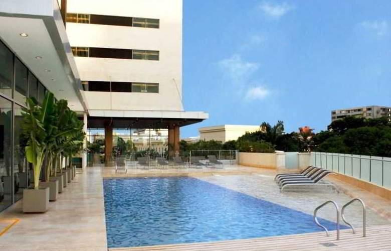 Estelar Apartamentos Barranquilla - Pool - 1