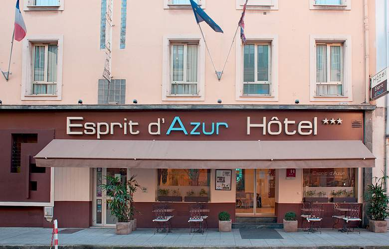 Esprit d'Azur - Hotel - 0