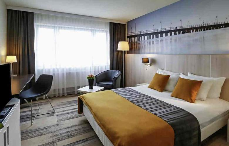 Mercure Gdynia Centrum - Hotel - 6