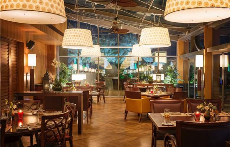Sofitel Dubai Jumeirah Beach - Restaurant - 56