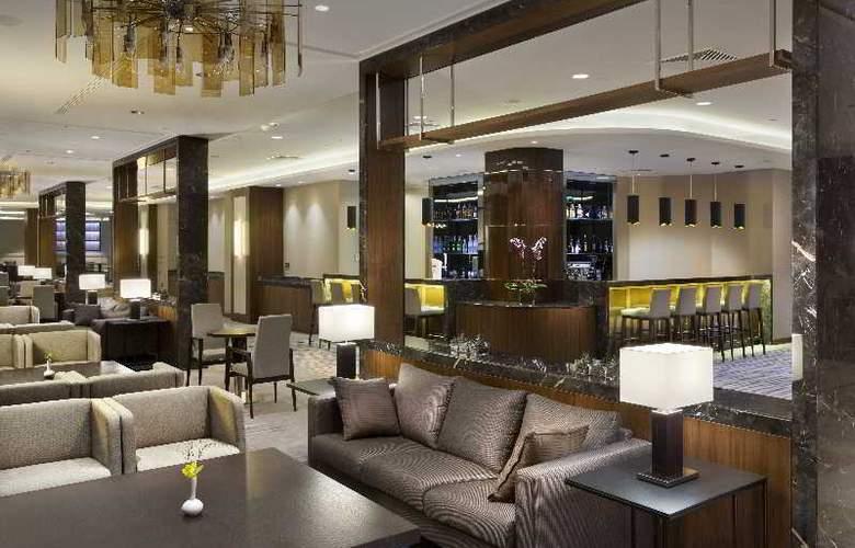 DoubleTree by Hilton Warsaw - Bar - 22