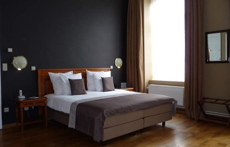 Best Western Premier La Villa Des Fleurs - Room - 14