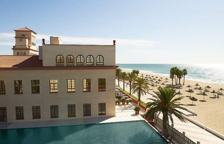 Le Meridien Ra Beach Hotel & Spa - Beach - 50