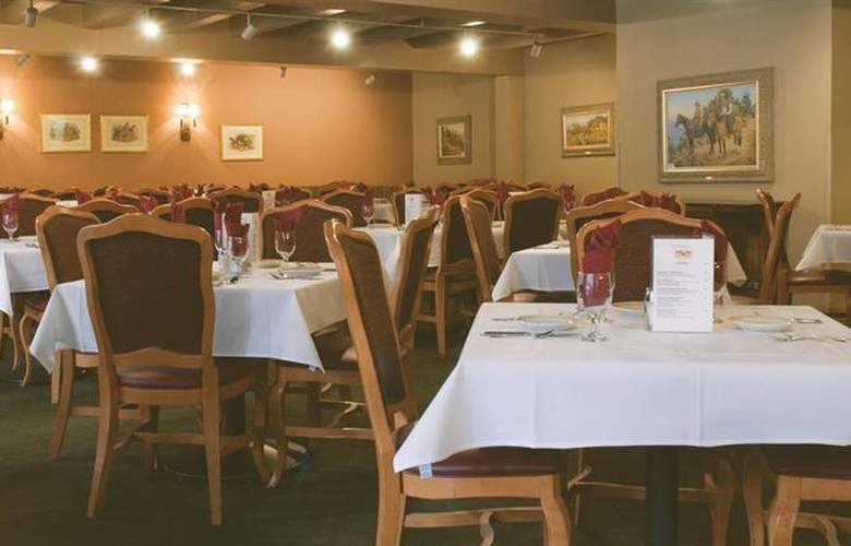 Best Western Outlaw Inn - Restaurant - 90