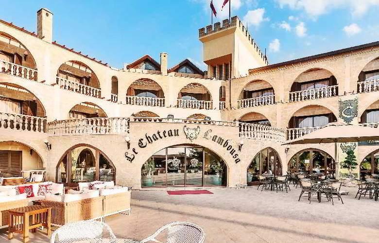 Chateau Lambousa Hotel - Hotel - 6