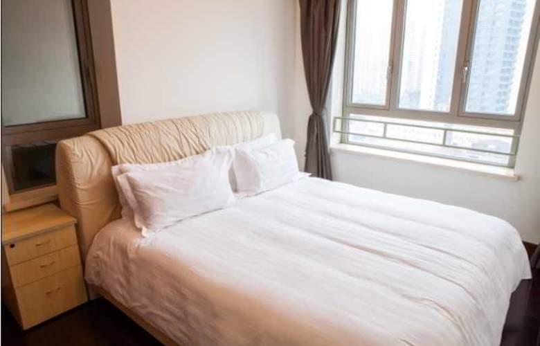 Yopark Serviced Apartment Jingan Four Season - Room - 9