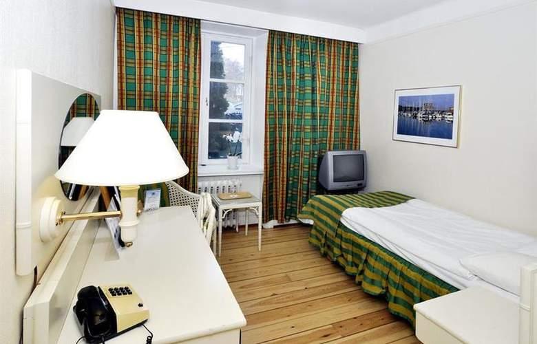 BEST WESTERN Hotel Motala Statt - Room - 8
