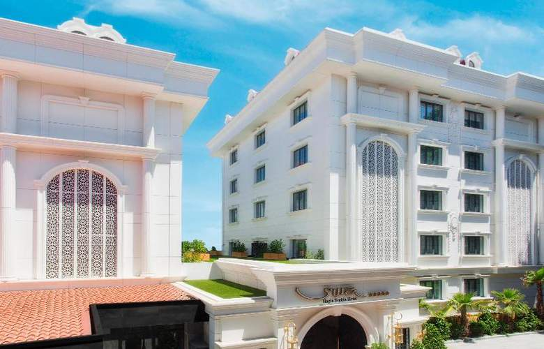 Sura Hagia Sophia Hotel - Hotel - 11