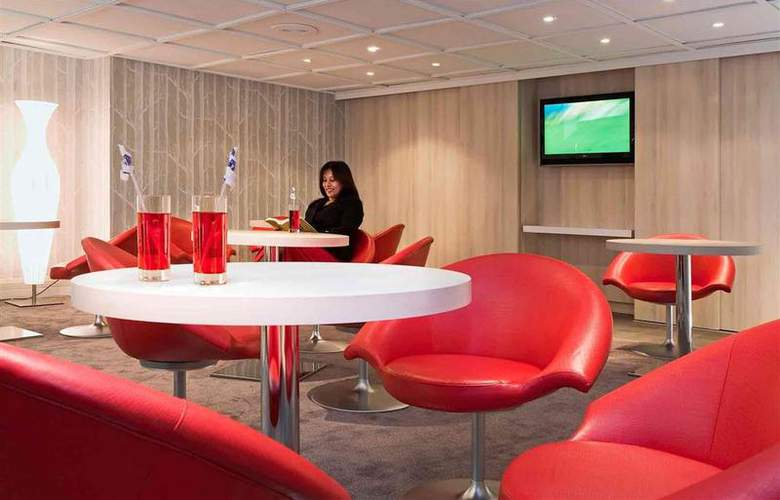 Mercure Bordeaux Centre - Bar - 6