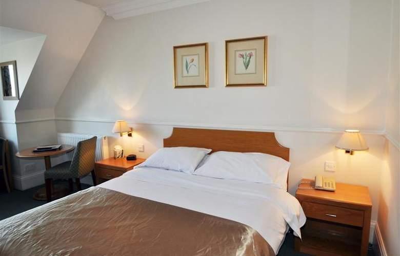 Best Western Montague Hotel - Room - 86