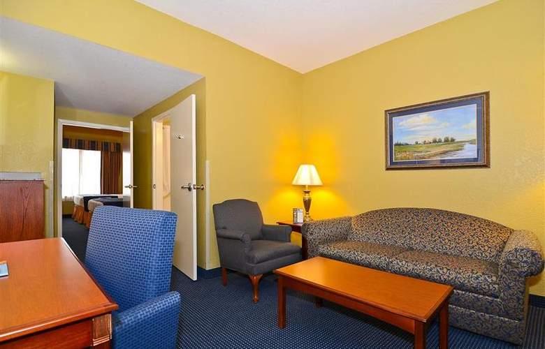 Best Western Executive Inn & Suites - Room - 117