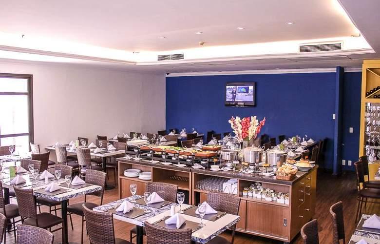 Quality Faria Lima - Restaurant - 10
