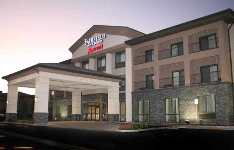 Fairfield Inn & Suites Tehachapi - Hotel - 0