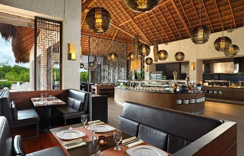 Paradisus Playa del Carmen La Esmeralda - Restaurant - 15