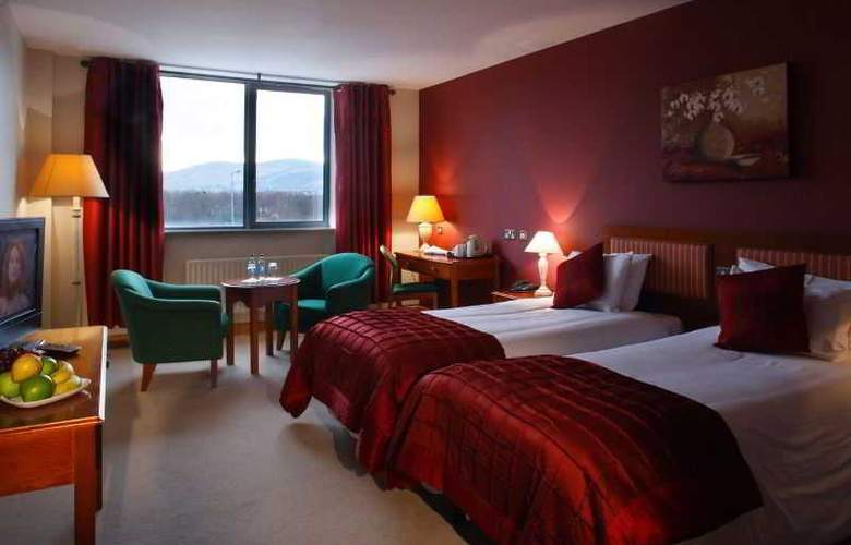 The Plaza Hotel Tallaght - Room - 0