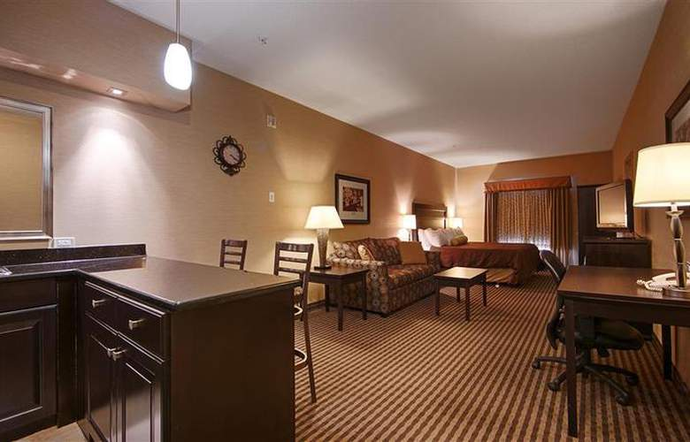 Best Western Sunrise Inn & Suites - Room - 68
