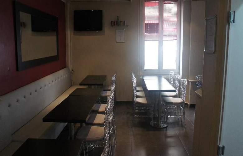 D'Anjou - Restaurant - 8