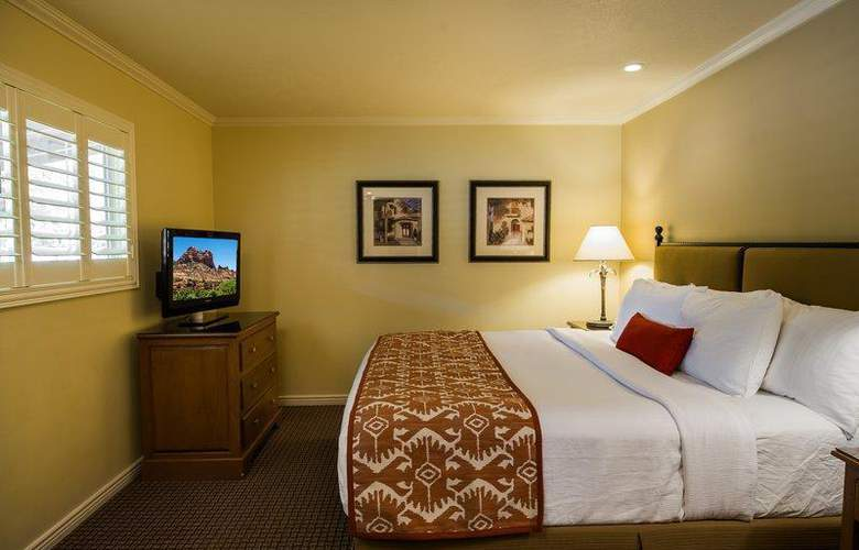 Best Western Arroyo Roble Hotel & Creekside Villas - Room - 82