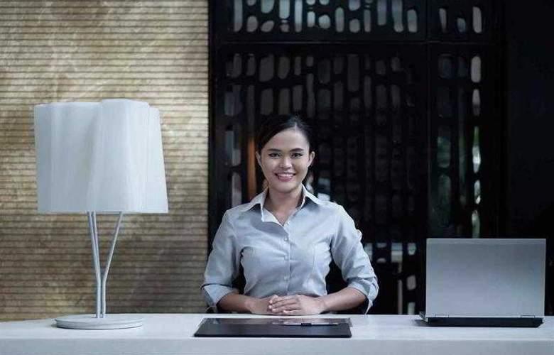 Pullman Putrajaya Lakeside - Hotel - 20