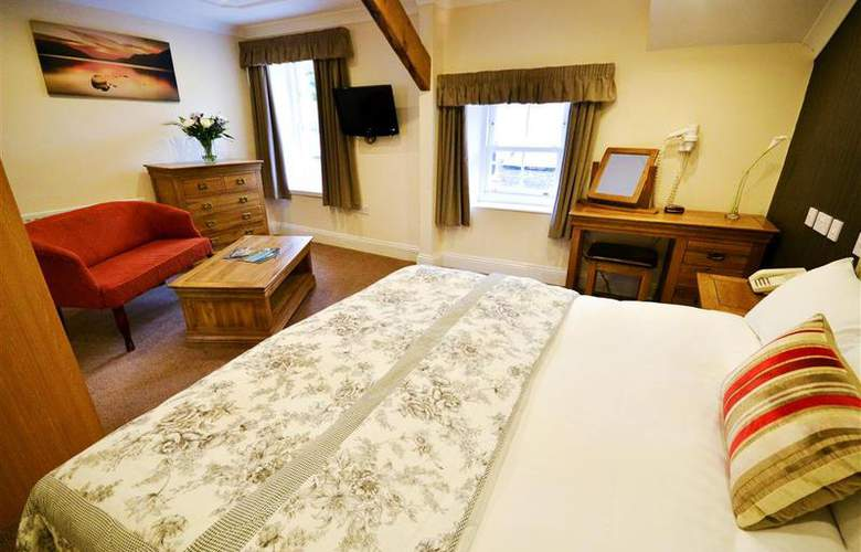 Best Western Glenridding - Room - 15