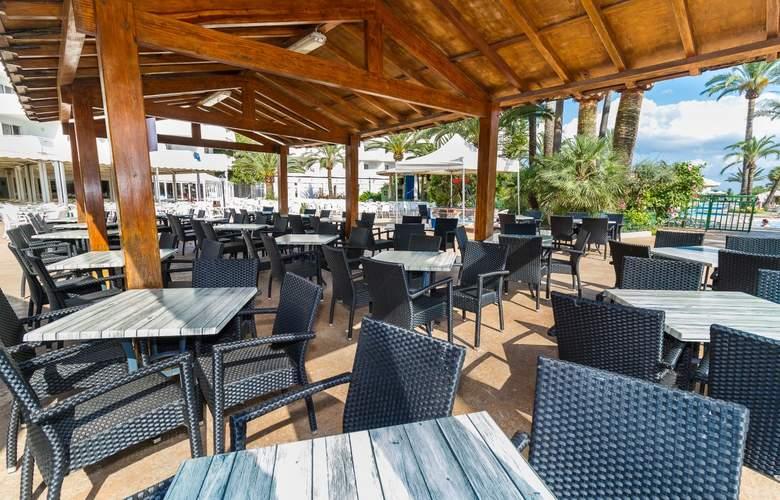 Eix Lagotel Hotel y apartamentos - Terrace - 32