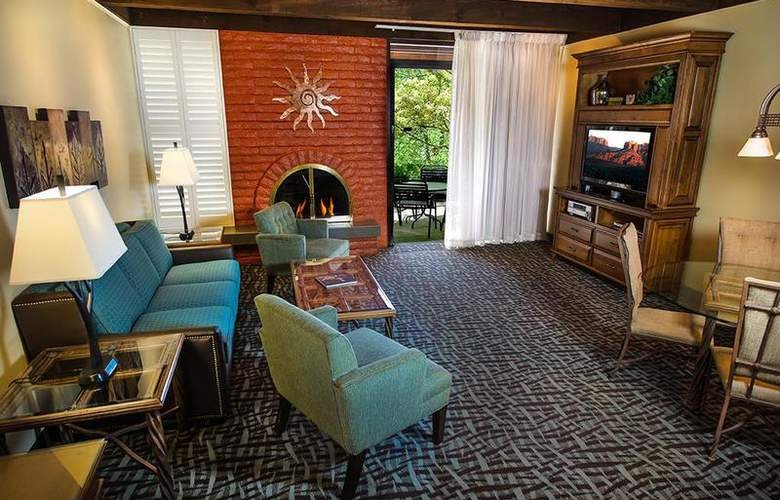 Best Western Arroyo Roble Hotel & Creekside Villas - Room - 74