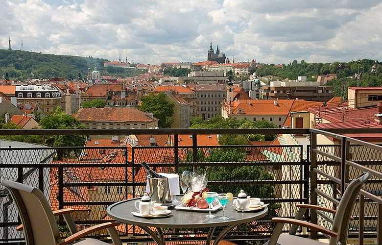 Clarion Prague Old Town - Terrace - 8