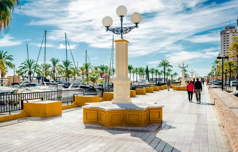 Ruleta 3* Fuengirola - Hotel - 1