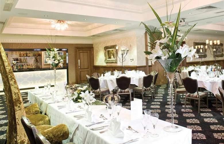 Best Western Premier Leyland - Hotel - 117