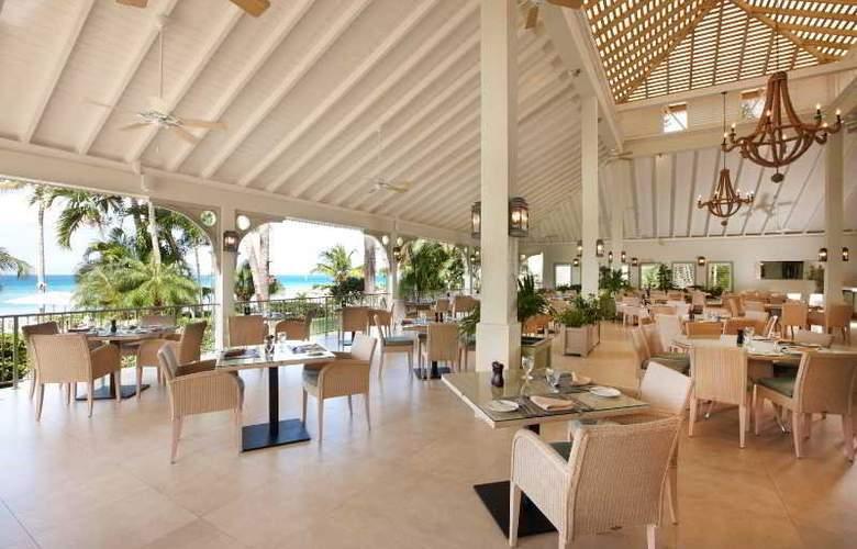Blue Waters Antigua - Restaurant - 10