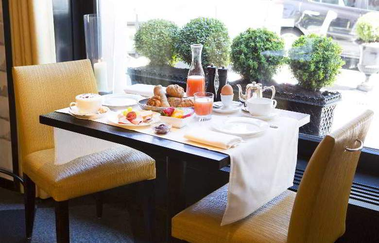 Ambassador Swiss Quality Hotel - Restaurant - 13