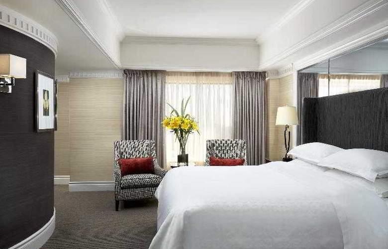 Le Centre Sheraton Hotel Montreal - Room - 17