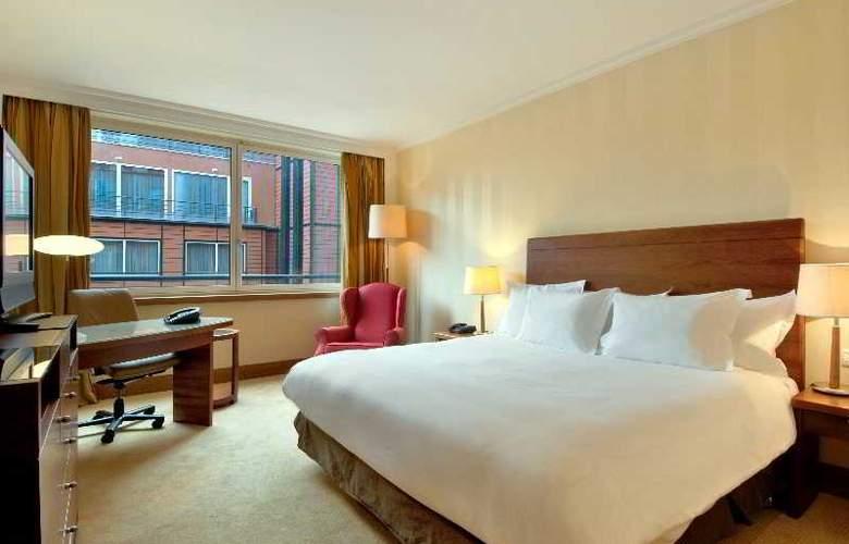 Lyon Marriott Hotel Cité International - Room - 3