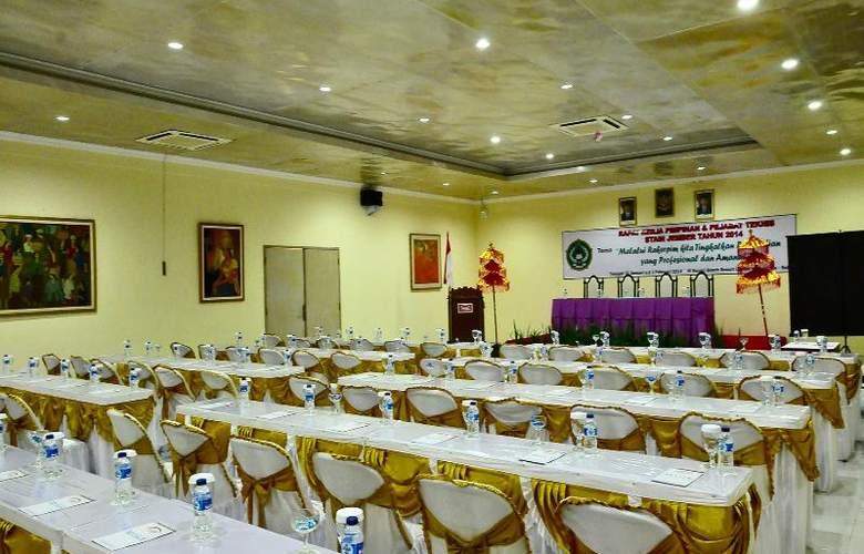 Sunari Villas and Spa Resort - Conference - 11
