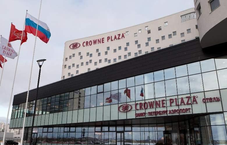 Crowne Plaza St. Petersburg Airport - Hotel - 1