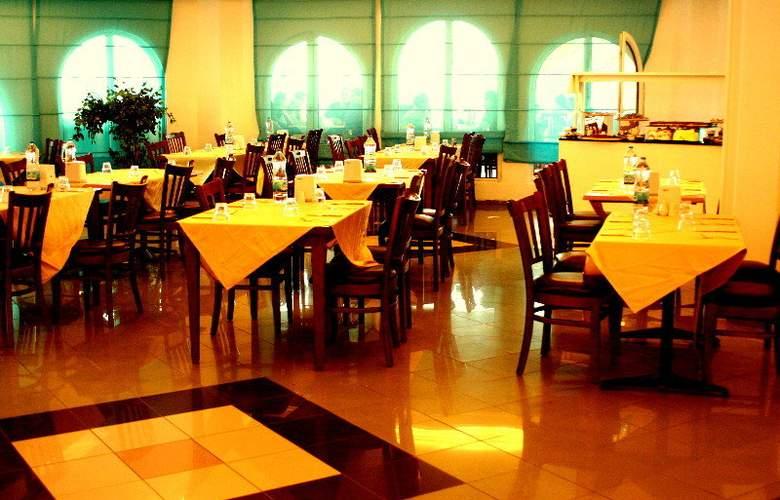 Caliente Bodrum Resort - Restaurant - 9