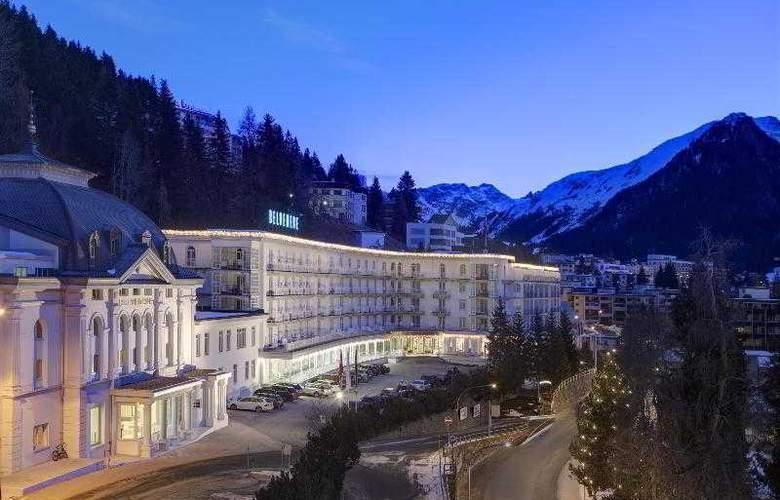Steigenberger Grandhotel Belvédère Davos - Hotel - 10