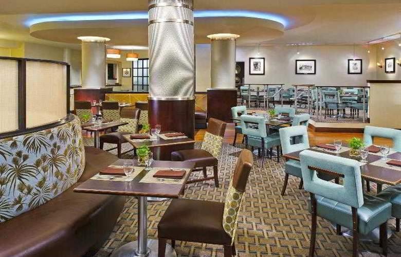 Sheraton Miami Airport & Executive Meeting Center - Restaurant - 36