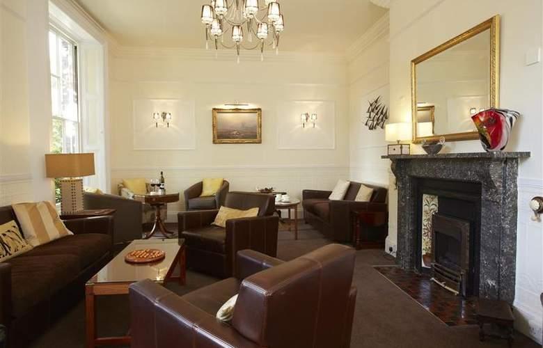 Best Western Annesley House - Bar - 77