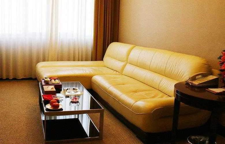 Best Western Fuzhou Fortune Hotel - Hotel - 8