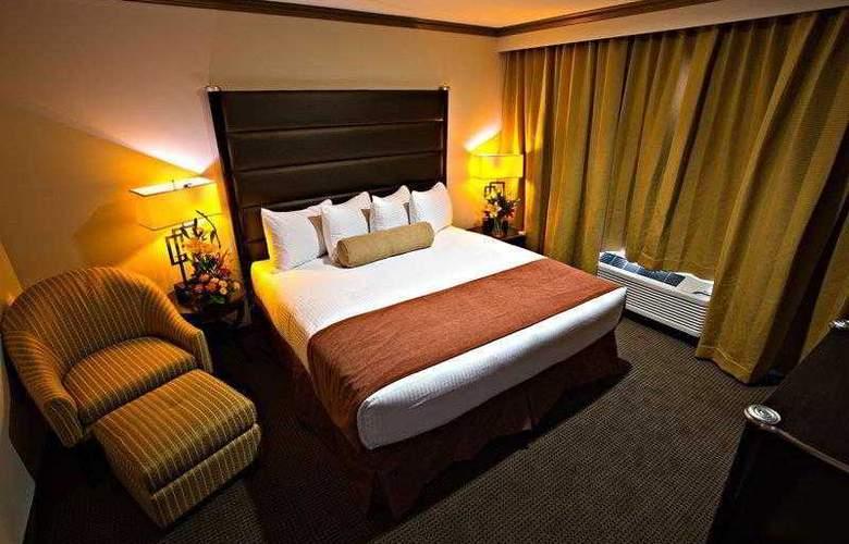 Best Western Plus Camrose Resort & Casino - Room - 15