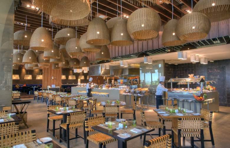 Crowne Plaza Abu Dhabi Yas Island - Restaurant - 10