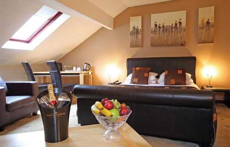 Best Western Hotel St Pierre - Hotel - 32