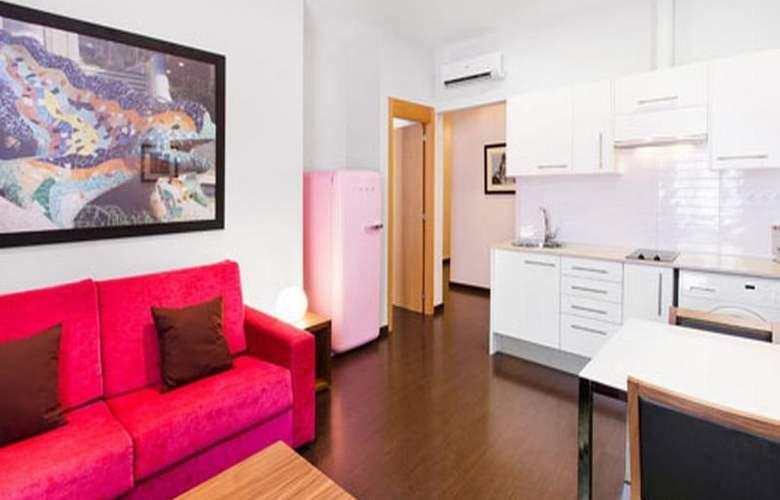 Dailyflats Barcelona Center - Room - 1